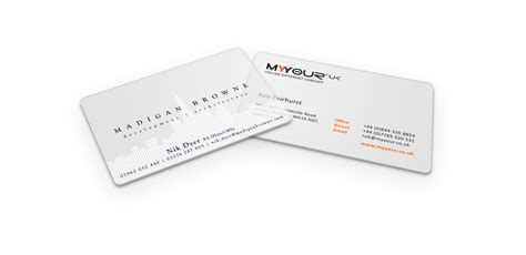 frosted business card template frosted plastic business cards uk image collections card