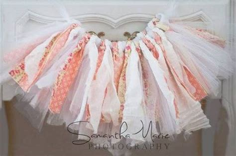 baby tutu bloomer and shabby chic floral by ellasbows on etsy pink floral shabby chic tutu scrappy tutu fabric and lace