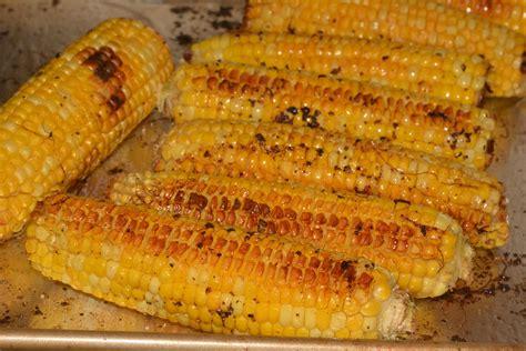 Roasted Corn shrimp oven roasted corn hugs and cookies xoxo