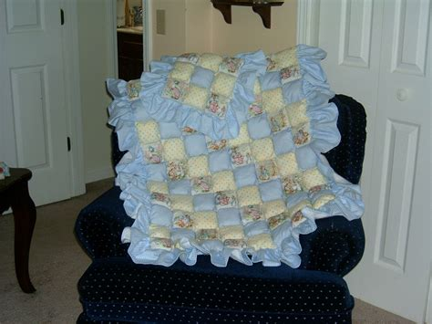 Baby Puff Quilt by Baby Puff Quilts Sewing Projects Burdastyle
