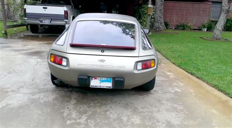 Porsche Talent Network by 1982 Porsche 928 With A Toyota V12 Engineswapdepot