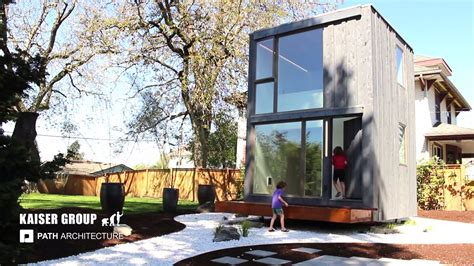 Tiny Homes Oregon by 359 Rotation Tiny House In Portland Oregon