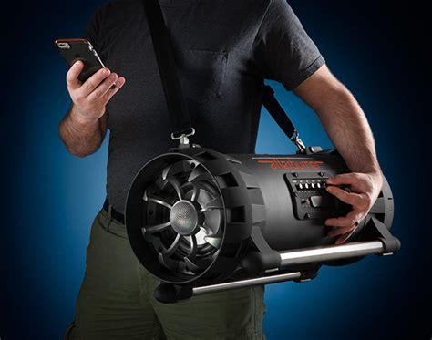 Afterburner Bluetooth® Portable Speaker   ThinkGeek