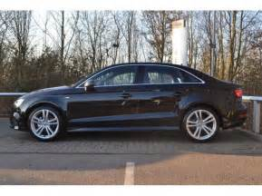 Audi X8 Used 2017 Audi A3 Saloon 1 4 Tfsi 140ps S Line For Sale