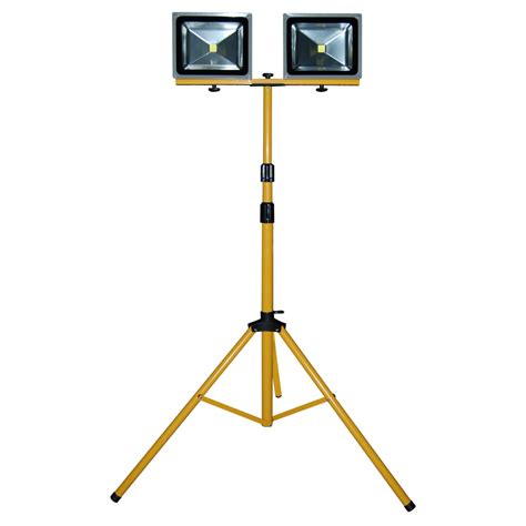 what does led light stand 100w led construction lighting with tripod stand led