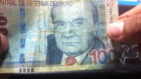 mensajes subliminales billetes mensaje subliminal en el billete de 100 soles peruanos