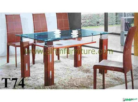 dining tables with glass and wood 20 glass dining tables with wooden legs dining room ideas
