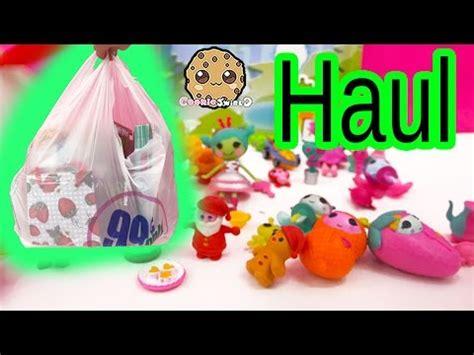 cookie swirl c dollhouse dollar tree 1 haul mermaid dolls shopkins my