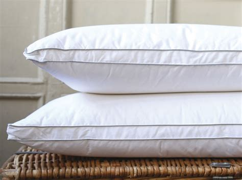 The Best Feather Pillows by The Most Popular Pillow For A S Sleep The