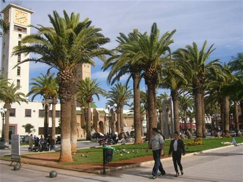 oujda marokko wohnmobil stellplatz oujda figuig cingplatz