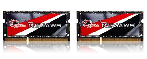 expanding ram on laptop g skill announces ddr3l 2133 mhz 8 gb so dimm memory kit