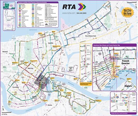new orleans streetcar map new orleans streetcar line map maplets