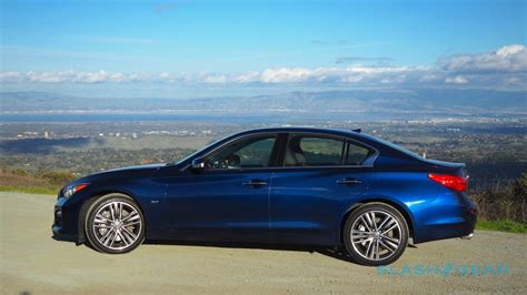 Infiniti Q50s Horsepower by 2017 Infiniti Q50 3 0t Sport Awd Review Tech News Log