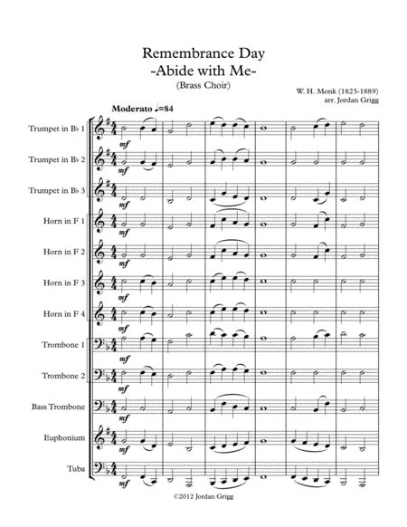 William%20Henry%20Monk sheet music to download and print