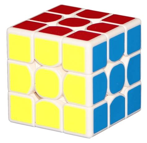 Rubik 3x3 Moyu Weilong Gts Speed Cube 3x3 Illusion Edition moyu weilong gts k 248 b hurtig speed cube moyu 3x3