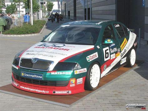 skoda racing skoda octavia race car 187 cartuning best car tuning