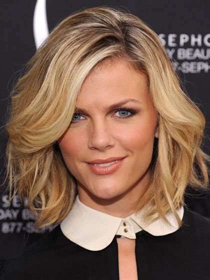 the tousled lob longer bob great haircolor which lob do you love
