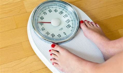 bathroom scales in stones and pounds lose weight quicker by stepping on the scales every day