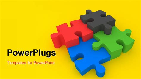 free puzzle template for powerpoint best photos of jigsaw puzzle powerpoint template free