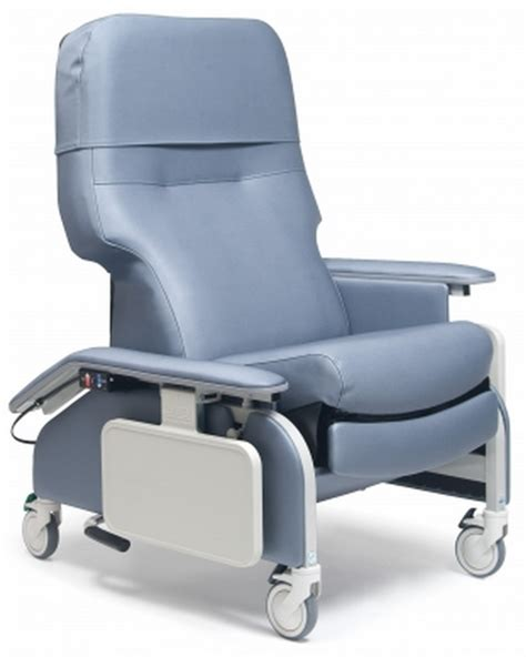 tray for recliner lumex deluxe clinical care geri chair recliner with drop
