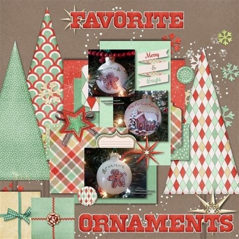 scrapbook layout generator shabby christmas by designs by amber shaw scrapbook com