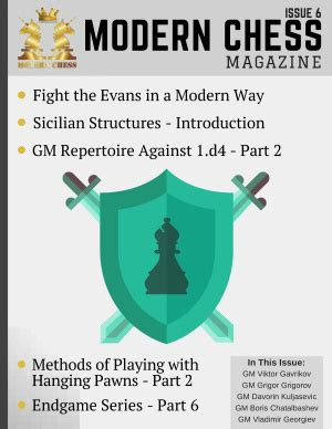 dismantling the sicilian a complete modern repertoire for white books modern chess magazine 2016 issue 06 djvu