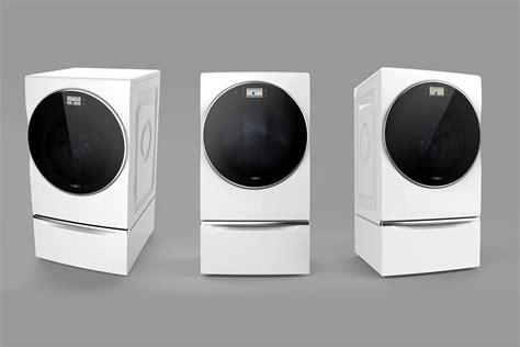 Whirlpool?s smart washer dryer combo will change laundry