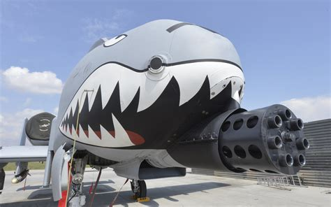 Fairchild A 10 Thunderbolt II, Aircraft, Military Aircraft ... A 10 Warthog Pictures To Print Navy