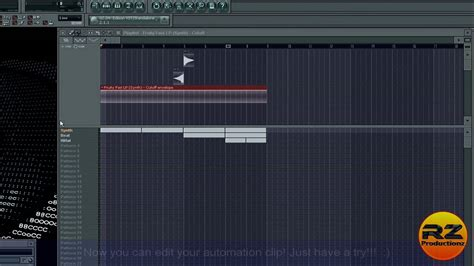fl studio automation clip tutorial tutorial how to use automation clips on fl studio 8 9