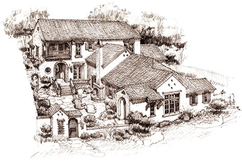 Spanish Colonial House Plans | spanish colonial homes floor plans spanish style homes