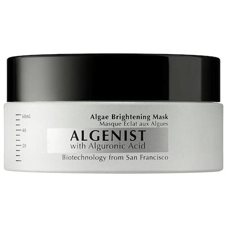 Algae Brightening Mask 60ml 2oz algae brightening mask algenist sephora