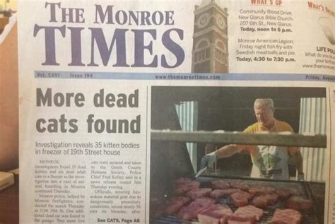 newspaper layout jobs online 6 newspapers that probably should have reconsidered the