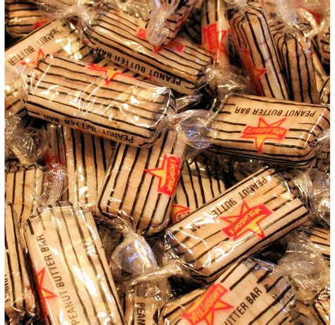 log cabin candies