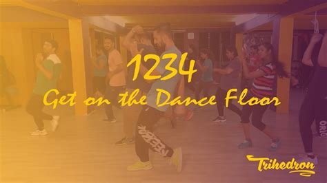 1234 Get Your On The Floor by 1234 Get On The Floor Trihedron Chennai