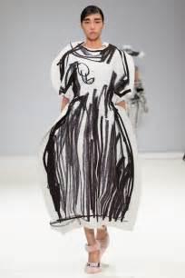 edda gimnes fashions are pencil sketches come to life