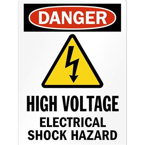 Awas Tegangan Tinggi safety equipment sign archives page 3 of 5 pt graha