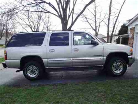 find used 2005 gmc yukon xl 2500 slt sport utility 4 door 6 0l in rye new york united states buy used 2005 gmc yukon xl 2500 slt 4x4 8 1l excellent shape no reserve in round lake