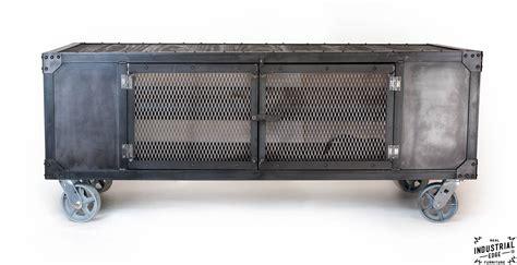 industrial media cabinet industrial rolling media cabinet wood steel real