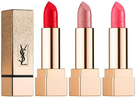 Lipstik Ysl ysl sparkle clash 2016 collection trends