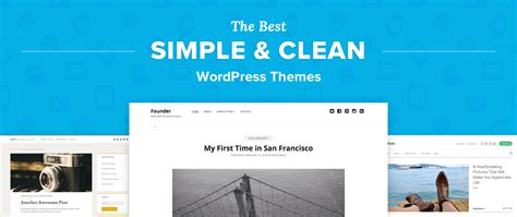 theme blog wordpress simple top 5 best simple wordpress themes for blogs business