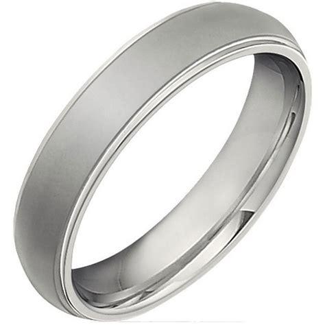6494ti titanium wedding band