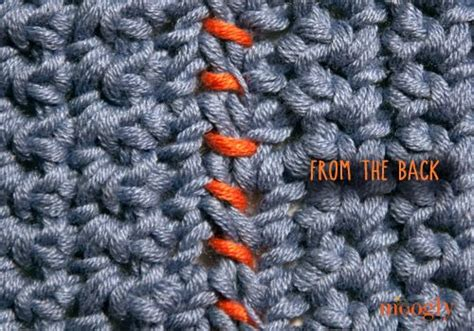 joining knitting pieces 48 best images about knit stitches on yarns