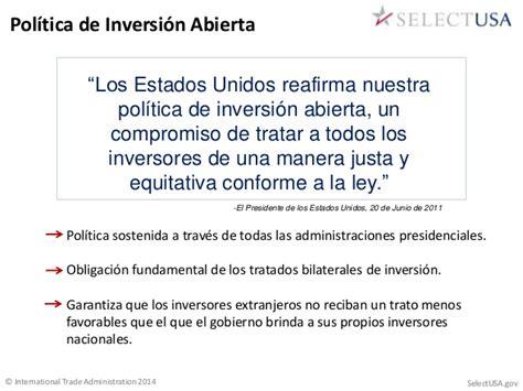 Irc Section 721 by Select Usa Facilitando Su 233 Xito En Los Negocios En Los Eeuu