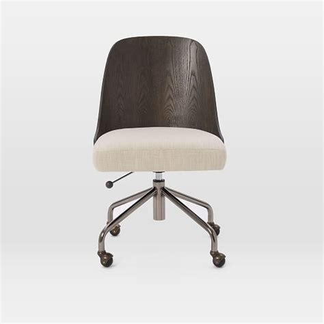 Bentwood Desk Chair by Bentwood Office Chair West Elm