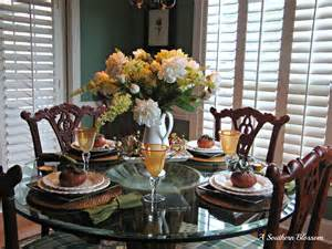 Tablescapes a southern blossom tablescapes