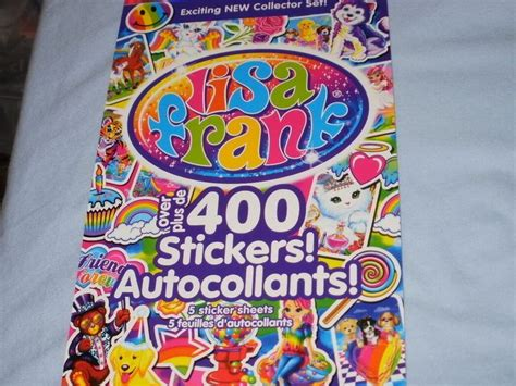 Frank Sticker Book