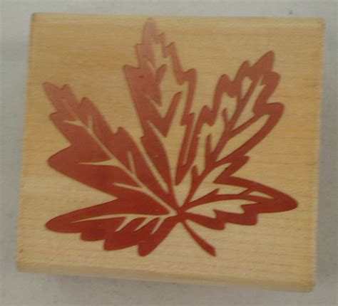 maple leaf rubber st rubber stede maple leaf a2205e fall autumn wooden