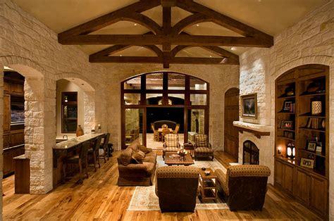 Rustic Design Adalah   konsep interior bergaya rustic modern josh evan