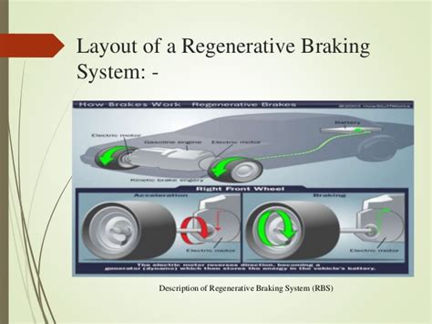 how cars run 2005 honda insight regenerative braking regenerative braking system