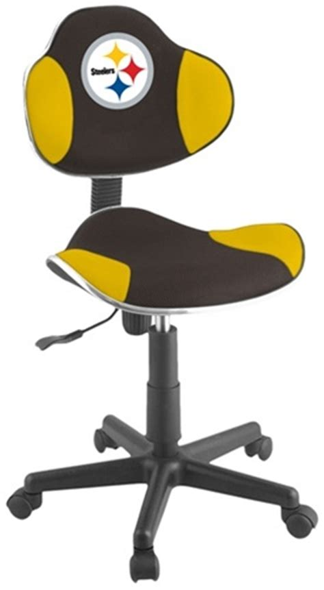 Steelers Chairs by Pittsburgh Steelers Rookie Chair Office Chairs Outlet
